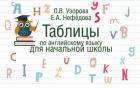 Таблицы по английскому языку для начальной школы